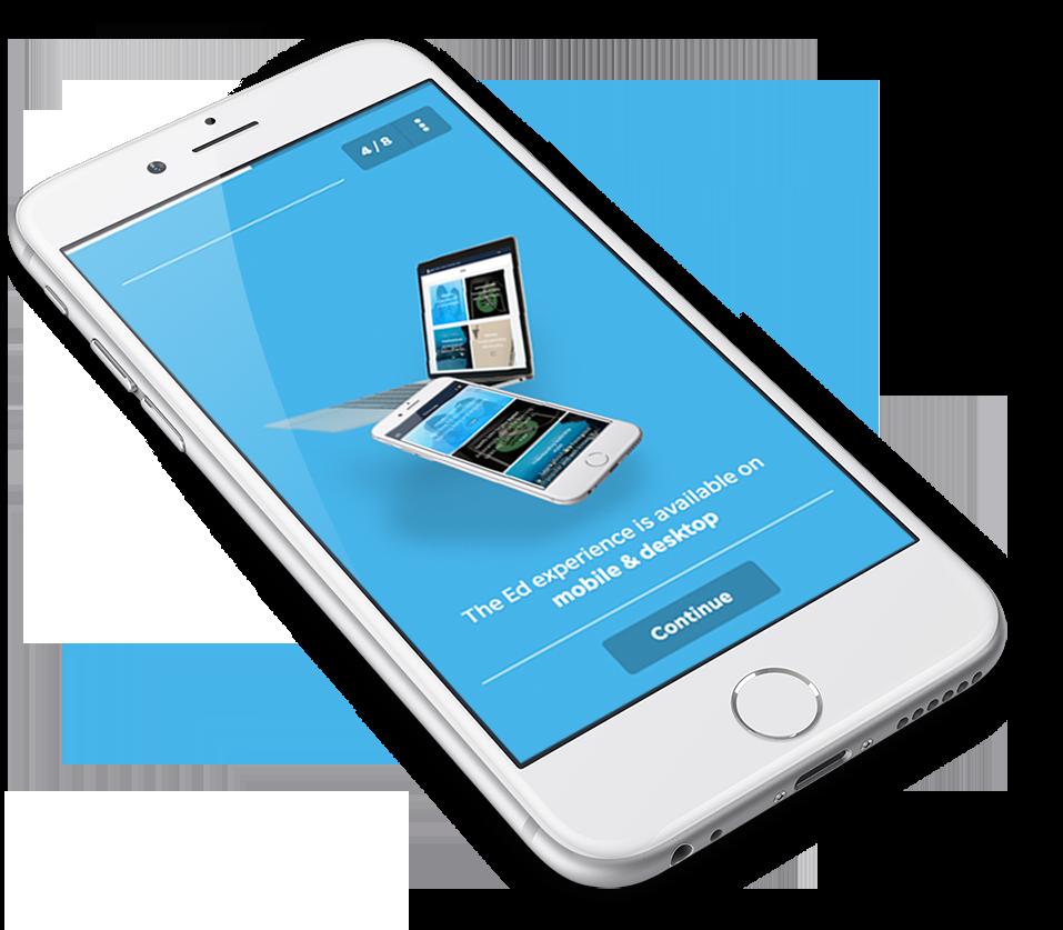 Ed App Brand Assets | Ed Mobile Learning Management System